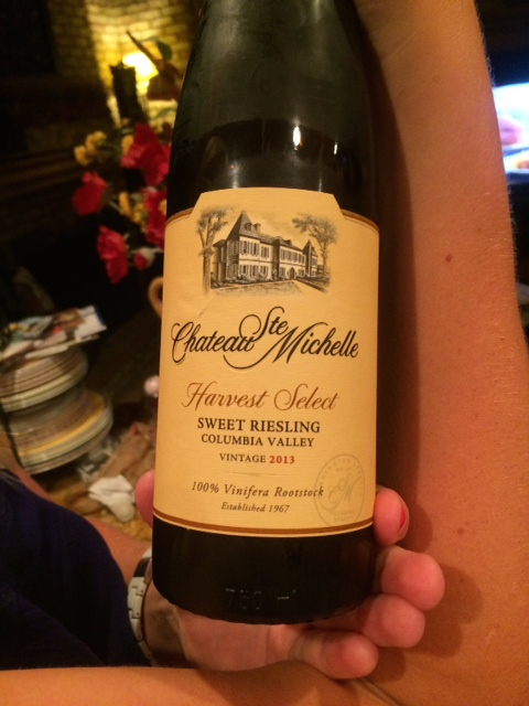 Seasonal White Wine, about 10 fl. oz. (9PP)