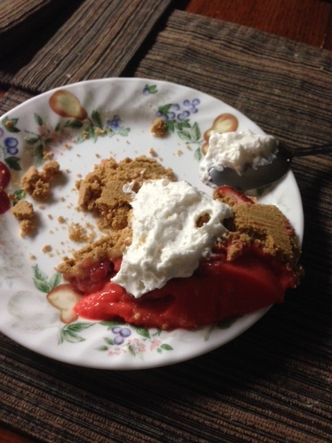 What's cooking love? WW Strawberry Banana Pie (4PP)