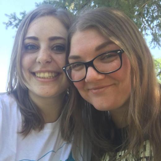 Me & Amber